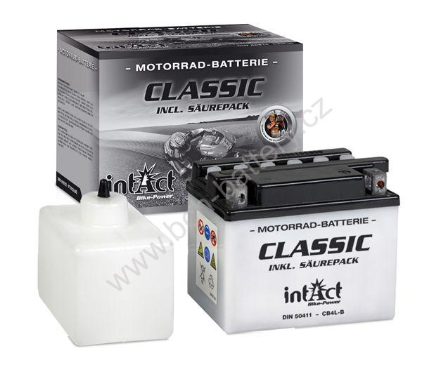 Intact Bike-Power Classic 50612, 12V/6Ah  12N5.5-3B