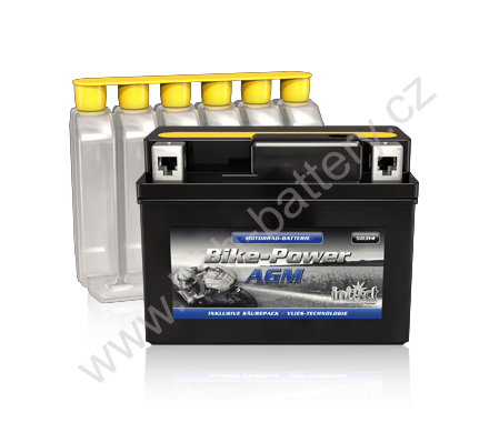 Intact Bike-Power AGM 50614  12V/6Ah  YTX7L-BS