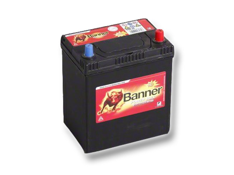 Autobaterie Banner Power Bull 12V/40Ah  300A (  P40 26 )