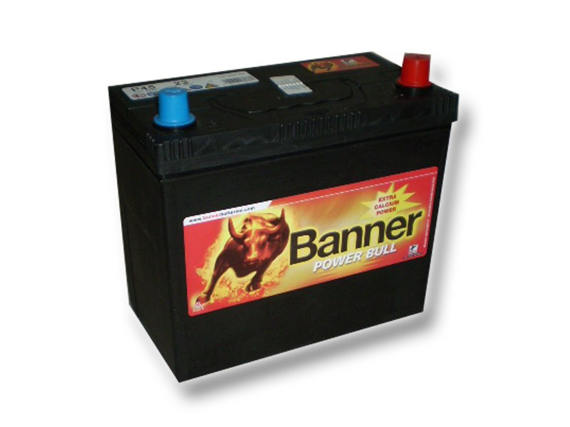 Autobaterie Banner Power Bull 45Ah/12V 360A ( P4523 )