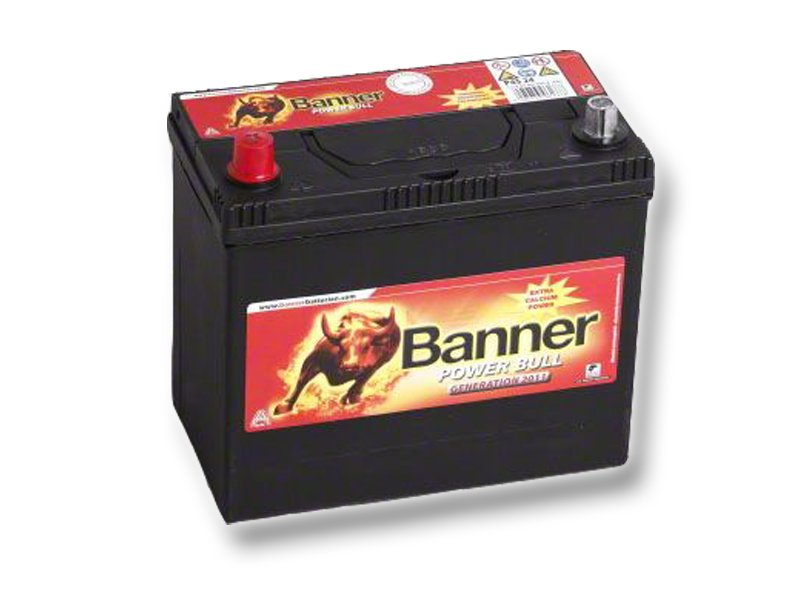 Autobaterie Banner Power Bull 60Ah/12V  480A ( P6068 )