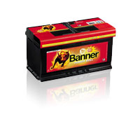 Autobaterie Banner Power Bull 74A/12V  680A ( P7412 )