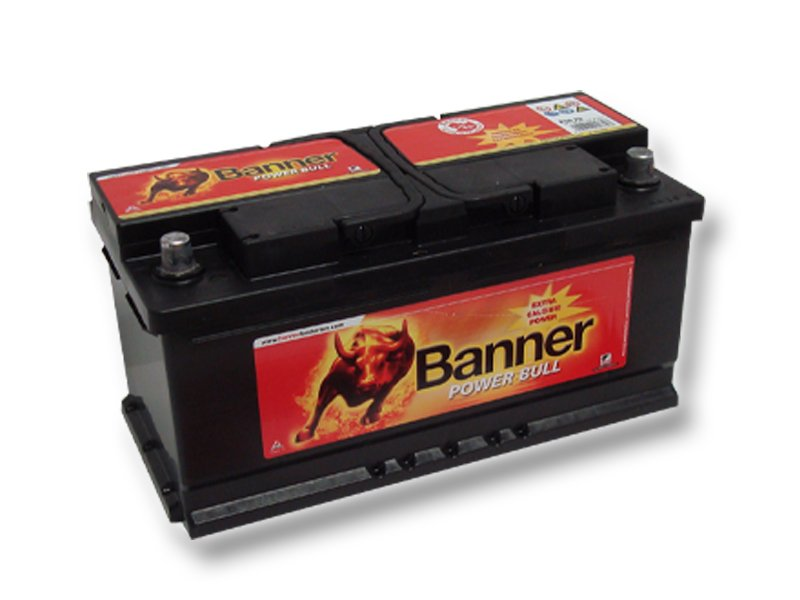 Autobaterie Banner Power Bull  88Ah/12V  680A ( P8820 )