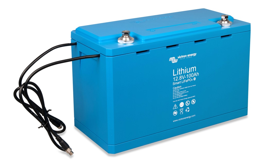 Victron Energy LiFePO baterie 12,8V/100Ah - Smart, lithium s BMS