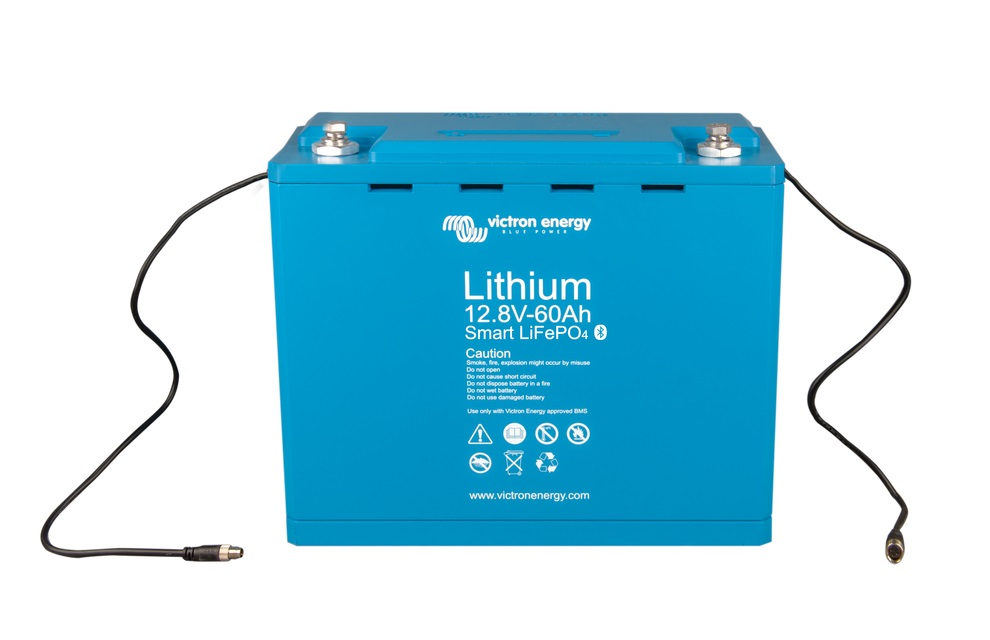 Victron Energy LiFePO baterie 12,8V/60Ah - Smart, lithium s BMS