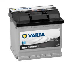 VARTA - BLACK Dynamic 45Ah/12V 400A (545 413 040)