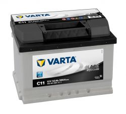 VARTA - BLACK Dynamic 53Ah/12V 500A (553 401 050)