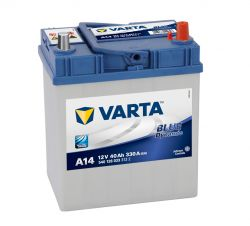 VARTA - BLUE Dynamic 40Ah/12V 330A (540 126 033)