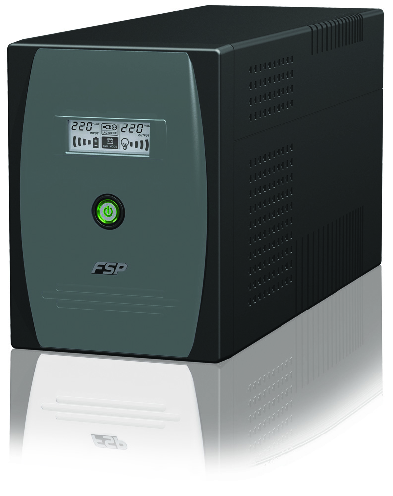Fortron UPS EP 1500 SP, 1500 VA, line interactive