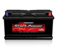 Intact Start-Power 60044, 12V/100Ah  850A